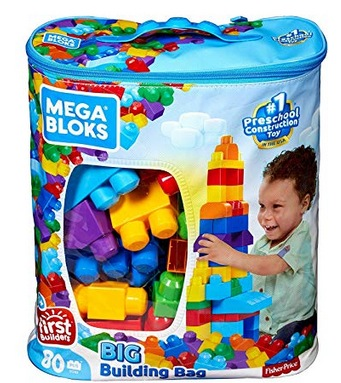 mega blocks gift for boys