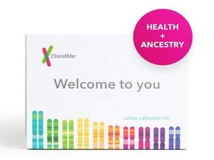 23andMe DNA Test Health + Ancestry Kit
