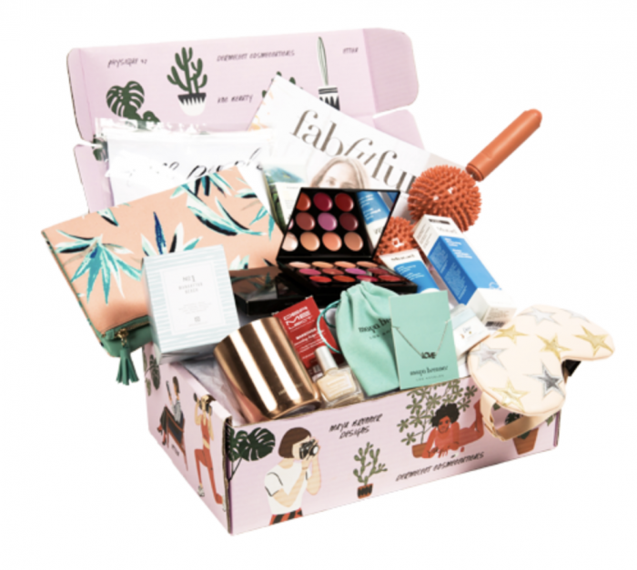 fabfitfun subscription beauty box