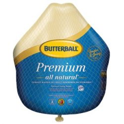 Butterball 'All Kinds of ThanksWinning' Sweepstakes (5,506 Winners!)