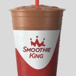 Slim-N-Trim Dark Chocolate Strawberry Smoothie