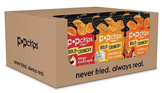 Popchips Ridges Potato Chips