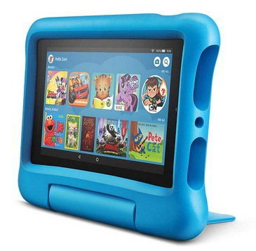 "Fire 7 Kids Edition Tablet, 7"" Display, 16 GB"