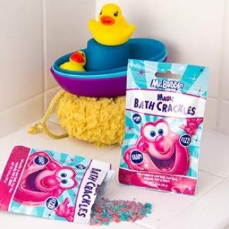 bath Crackles