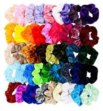 Scrunchies Beauty Stocking Stuffers