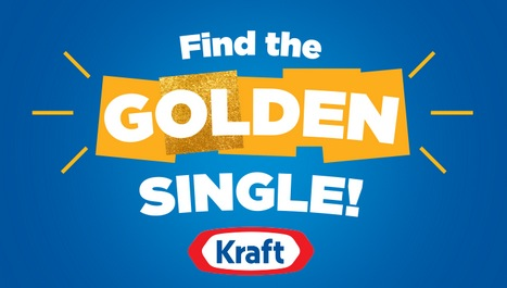 Kraft 'Golden Singles' Instant Win Game (2,434 Winners!)