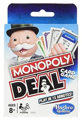 Monopoly Deal Games by Monopoly