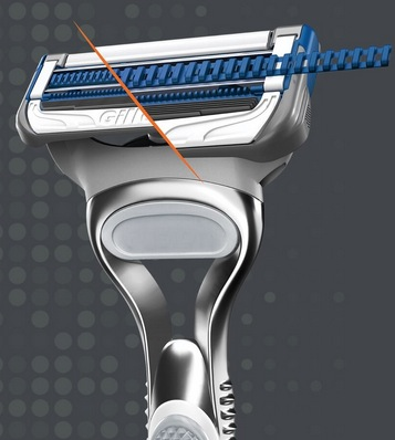 FREE Gillette SkinGuard Razor for Active US Military