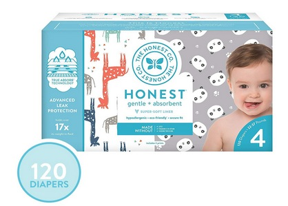 The Honest Company Super Club Box Diapers