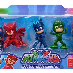 PJ Masks Collectible Figure 5-Piece Set