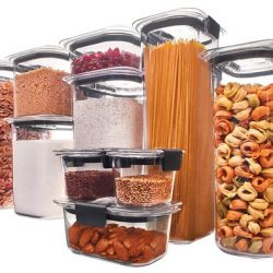 Rubbermaid Airtight Food Storage Containers (20-Piece Set)