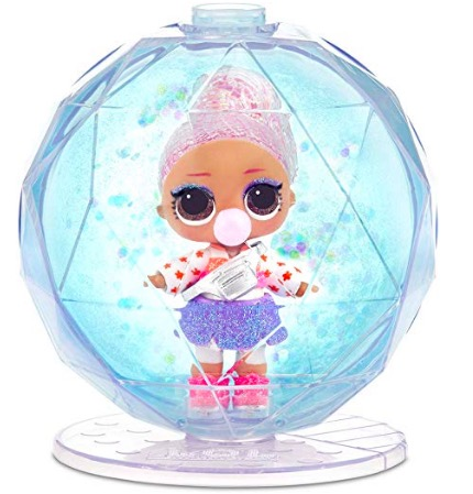 LOL Surprise Glitter Globe Doll