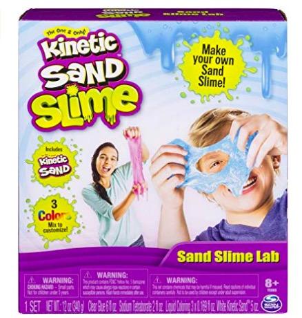 Kinetic Sand Slime Kit