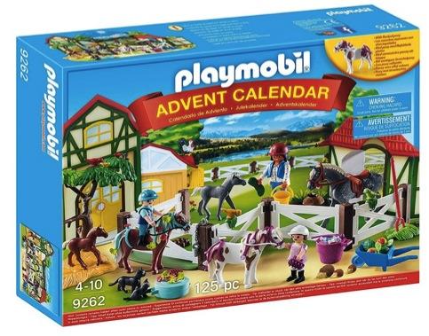Playmobil Advent Calendars as Low as $16.49