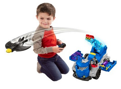 Fisher-Price Imaginext Remote Control Batman Command Center