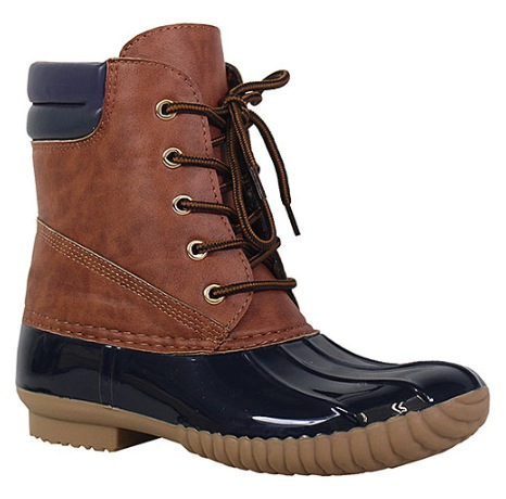 Women's Duck Boots Only $19.99