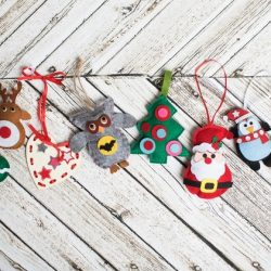 Kids Holiday Craft Kits