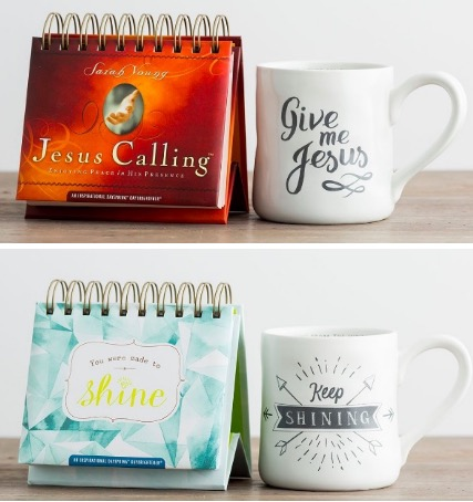 Calendar Mug Sets