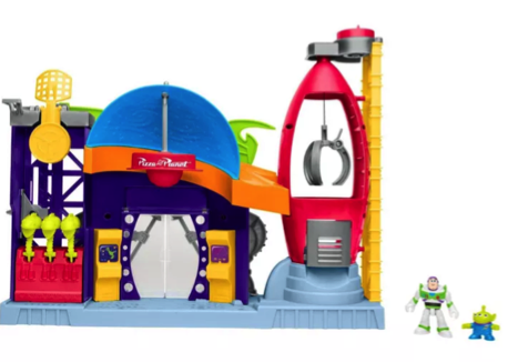Pizza Planet Playset