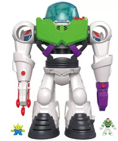 Buzz Lightyear Robot