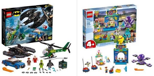 Target LEGOs