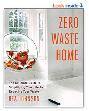 eco-friendly gift ideas: Zero Waste Home Book