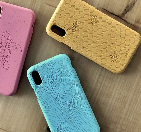 best eco-friendly gift ideas: Pela Phone Case