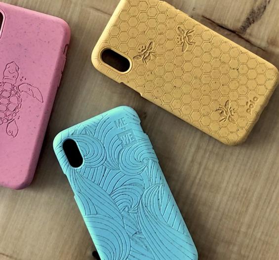 best eco-friendly gift ideas: Pela Phone Case