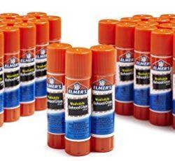 Elmer's All Purpose Washable School Glue Sticks