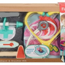Fisher-Price Patient and Doctor 9-Piece Kit
