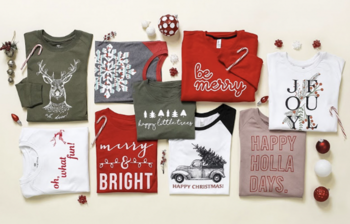 Cents of Style Holiday Graphics