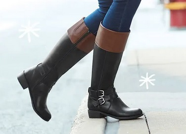 Women's Boots only $19.99 at JCPenney