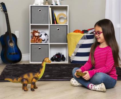 Roaring Brachiosaurus Toy