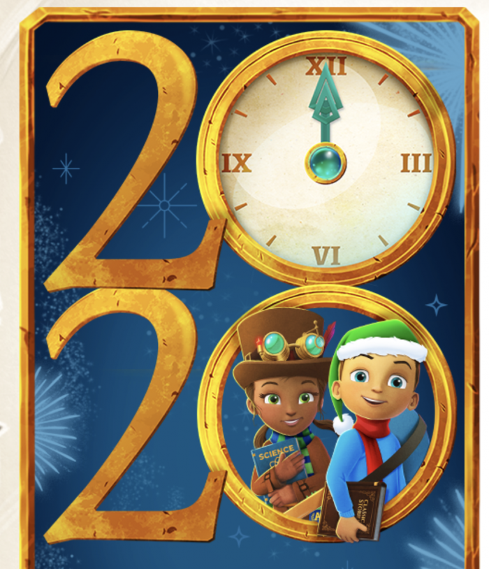 Adventure Academy New Year's Deal