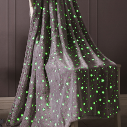 Glow In The Dark Throws