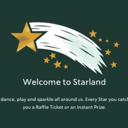 Starbucks Starland Instant Win Game (Over 2 million winners!)