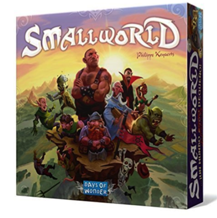 Small World Strategy Board Game