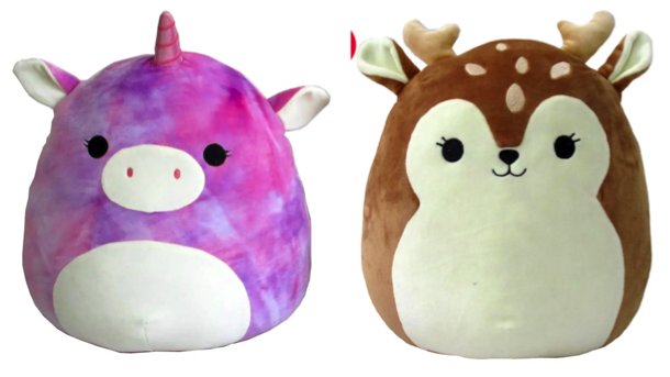 Squishmallow Plush Toys