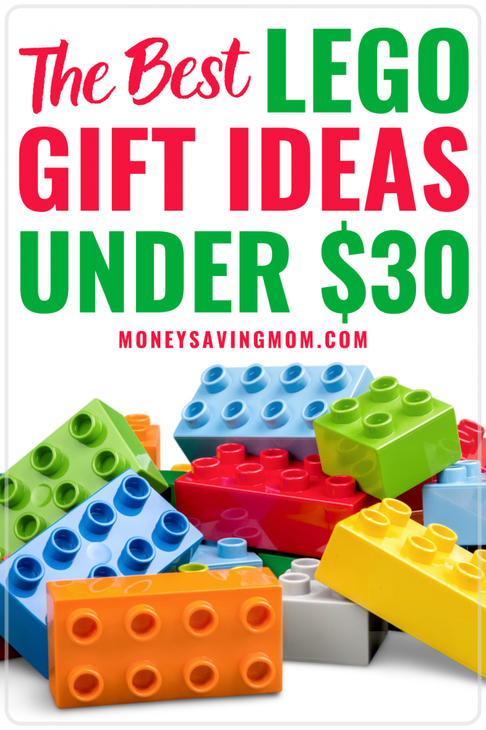The Best LEGO Gift Ideas Under $30
