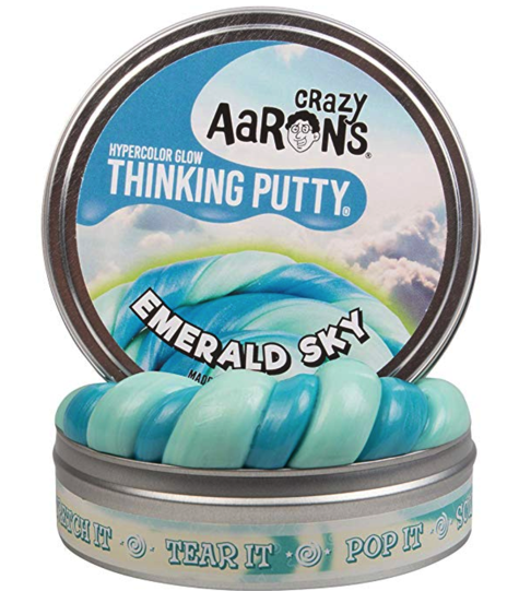 Thinking Putty stocking stuffer for tweens