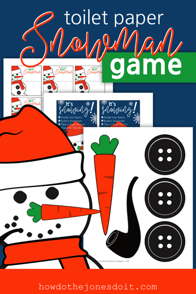 creating easy Christmas printables