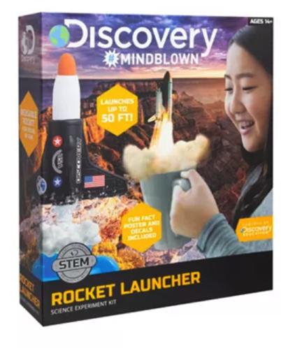 Toy Kids Rocket Kit