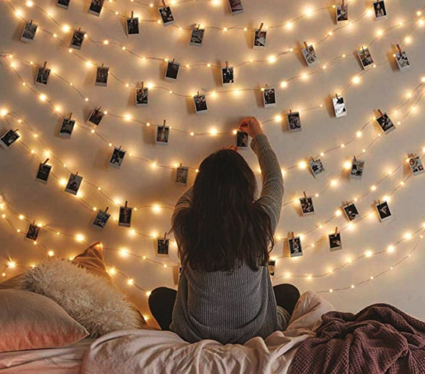 Twinkle Lights for Tween Girls