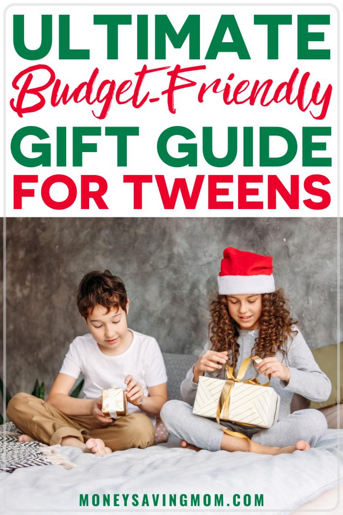 Tweens Gift Guide