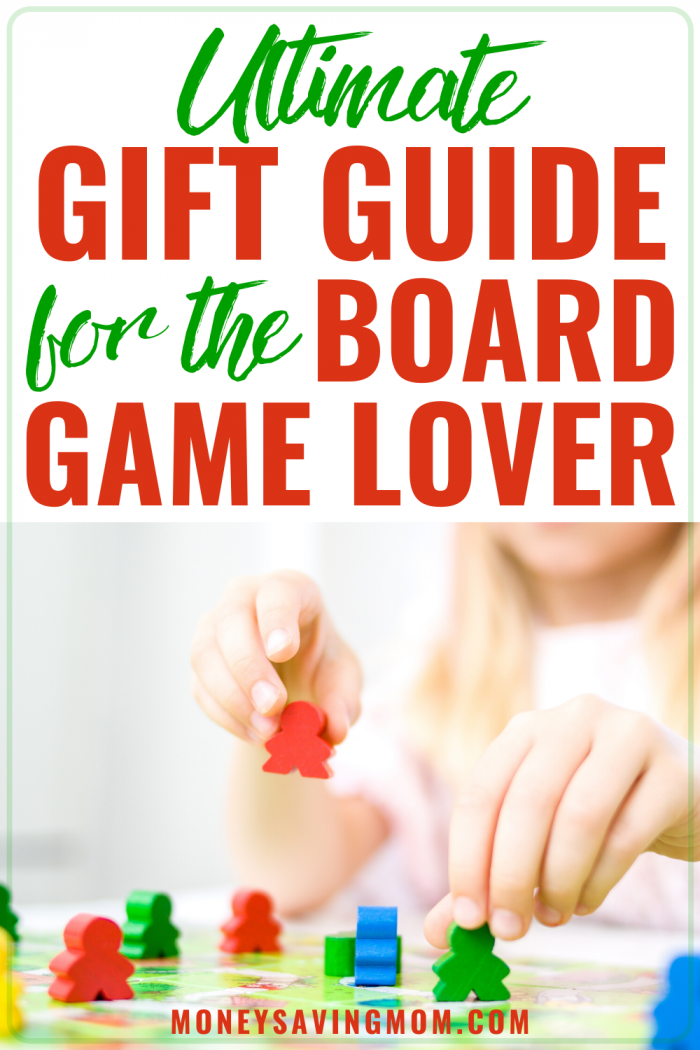 Ultimate Gift Guide for the Board Game Lover