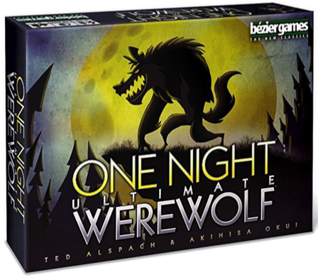 Gifts for Board Game Lovers: Ultimate Werewolf
