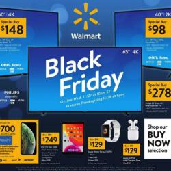 Walmart Black Friday Ad