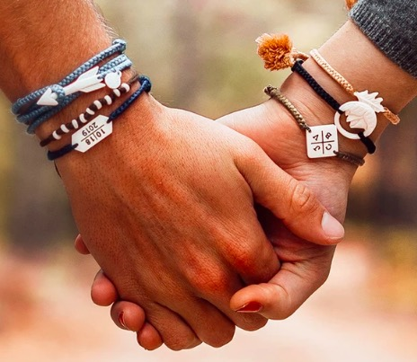 Wanderer Bracelet Outdoor Gifts