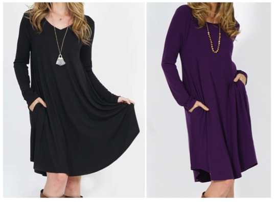 Women's Tunic Dresses