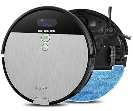 iLife Robotic Combo Vacuum